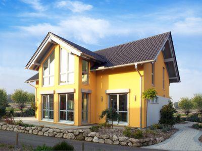 Iqhausbau hechingen for Haus klassisch modern