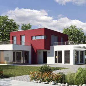 kubus bauhaus iqhausbau. Black Bedroom Furniture Sets. Home Design Ideas